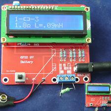 M168 Transistortester DIY Set Capacitor ESR Inductance Resistor NPN PNP Mosfet