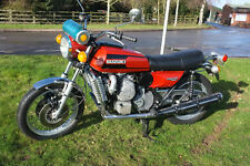 Suzuki RE5 RE 5 M Rotary Super Rare! Firemist Orange, Runs and Rides. A MUST SEE