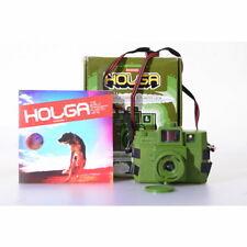 Lomography Holga Flash Camera Starter Kit Olive - Mittelformatkamera - SAMMLER