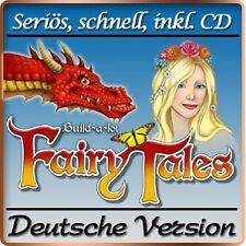 Build-A-Lot 7 - Fairy Tales Deluxe - Märchenwelt - PC-Spiel - Deutsche Version