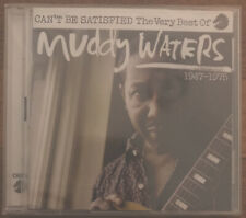 Can't Be Satisfied - The Very Best of Muddy Waters [New & Sealed] 2 CDs