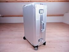 RIMOWA Original Check-in L Multiwheel Aluminum 92573004 2019 Made in Germany