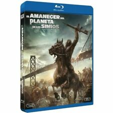 El Amanecer Del Planeta De Los Simios (Blu-ray, 2014, 1 Disco)