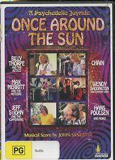 ONCE AROUND THE SUN - Billy Thorpe, Jeff St John, Max Merritt - DVD