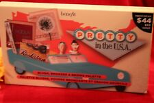 BENEFIT PRETTY IN THE USA BLUSH BRONZER BROW BRAND NEW IN BOX LIMITED AUTHENTIC