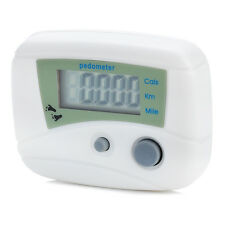 "1.0"" LCD Pedometer Step Counter with Distance Calories Counter"