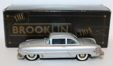 Brooklin Models 1/43 Scale BRK49 - 1954 Hudson Italia Coupe - Silver