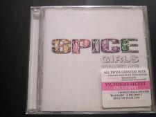 Spice Girls Greatest Hits (Victoria Secrets Issue  Bonus Tracks CD) New Sealed