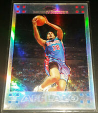 Arron Afflalo 2007-08 Topps Chrome REFRACTOR Parallel Rookie Card (#d 1374/1499)