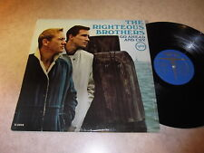 The Righteous Brothers: Go Ahead And Cry LP