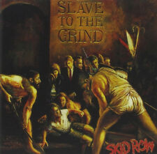 SKID ROW SLAVE TO THE GRIND 1991 HEAVY METAL HARD CD NEW