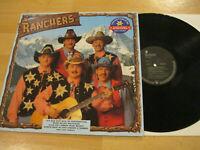 LP  Die Ranchers Country Schlager Rio Grande  Vinyl EastWest 9031-74310-1