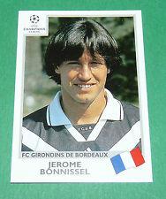 N°260 BONNISSEL GIRONDINS BORDEAUX PANINI FOOTBALL CHAMPIONS LEAGUE 1999-2000