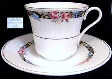 Mikasa Nichole Nicole Cup and Saucer Set  Excellent Multiples Available