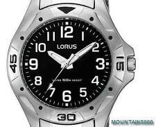 RRS45PX-9, LORUS Watch,LUMIBRITE-Hands & Hour Marks, Stainless Steel,WR50,Ladies