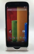 Motorola MOTO G - 8GB - Black (Boost Mobile) B4D ESN | CRACKED | READ