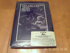 star wars chess the software toolworks   new&sealed