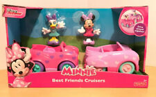 Fisher-Price Disney Junior Minnie Best Friends Cruisers Brand New in Worn Box