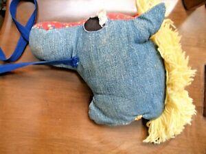 Handmade Hobby Horse; Head Only.