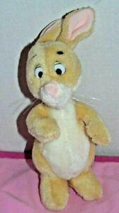 """Vintage 10"""" Gund Rabbit from Winnie the Pooh Plush"""