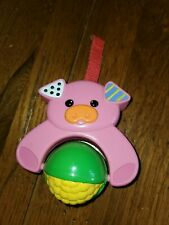 Fisher Price Infant To Toddler Rocker Replacement Toy Farm Pig
