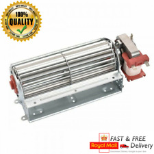 More details for cooler / fridge / freezer 180mm blade tangential cross-flow blower fan motor 30w