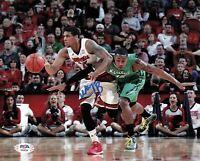 Wayne Blackshear signed 8x10 photo PSA/DNA Louisville Cardinals Autographed