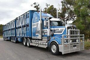 Trans Australia - Kenworth T909 Photograph