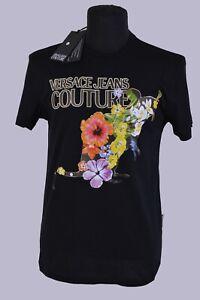 Versace Jeans Couture logo floral print T-shirt