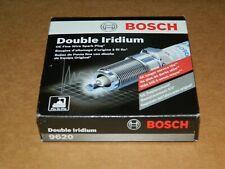 (4) BOSCH 9620 DOUBLE IRIDIUM SPARK PLUGS FOR JUKE ROGUE VERSA ALTIMA CUBE NV200