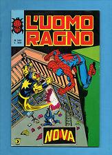 SUPER EROI - L'UOMO RAGNO - CORNO -N.242- 13 AGOSTO 1979 -  NON DI RESA