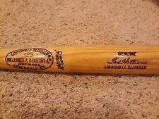 "TED WILLIAMS 35"" Louisville Slugger H&B 125 W215 Game Model Bat"