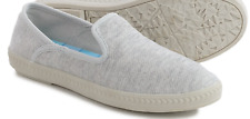 NEW ROCKET DOG DRIVE GRAY SLIP ON LOAFERS SHOES WOMENS 8 FREE SHIP