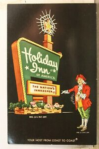 Kentucky KY Bowling Green Holiday Inn Postcard Old Vintage Card View Standard PC