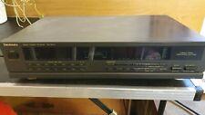 Technics SH-GE70 Stereo Graphic Equalizer 7 Band klares Display Vintage