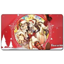 Force of Will Christmas Lumia Playmat Limited Edition New