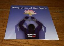 Revolution Of The Spirit CD Free Yourself From Fear Claro Que Si Walk Fire OOP