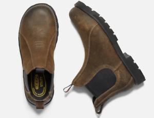 Keen Seattle Romeo Women's Aluminum Toe EH Oil/Slip Resistant Boot 1022087