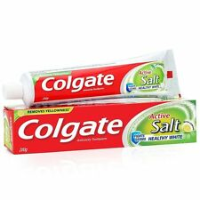 Colgate Active Lemon and Salt Healthy White Toothpaste  200 gm