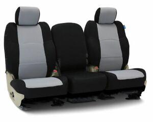 2008 2009 Saturn Astra CoverKing Ballistic Cordura Seat Cover Opel Black Grey