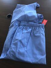 Medical Light Blue Scrubs Pants Womens Size XXXXL Medical Nursing