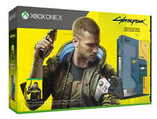Microsoft Xbox One X Cyberpunk 2077 Limited Edition Console Bundle - 1TB
