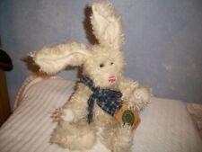 New listing Boyds Bears *Brigham Buneah*, Plush Hare, Mint
