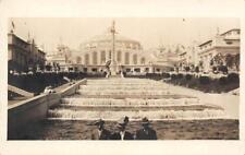 RPPC Seattle, WA World's Fair 1909 Alaska-Yukon-Pacific Expo Vintage Postcard