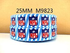 1 METRI NFL Football Americano Taglia nastro pollici Fiocchi Fasce Torta Di Compleanno Usa