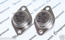 1pair - ON Semiconductor MJ11015G / MJ11016 TO-3 (TO3) Transistor