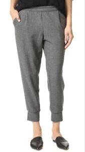 Hatch Maternity Women's THE ZOE PANTS Grey Size 1 (S/4-6) NEW
