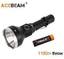 New AceBeam T27 Cree XHP35 HI 2500Lumens 5000K LED Tactical Flashlight ( 21700 )
