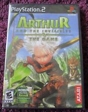 Arthur and the Invisibles: The Game  (Sony PlayStation 2, 2007)
