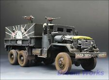 "Award Winner Built Real Model/AFV 1:35 M54 Gun Truck ""Black Widow"" +Resin/PE"